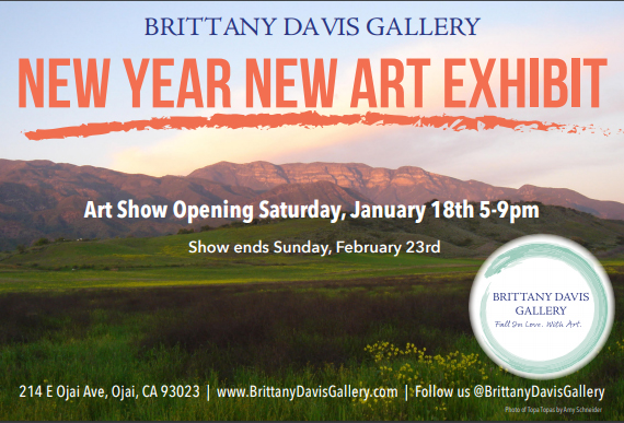 New Year Art Exhibit